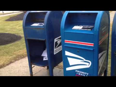 Which Mailbox Would You Put Mail In?