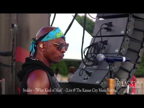 "James Ross @ Stokley - ""What Kind Of Man"" - Www.Jross-tv.com (St. Louis)"