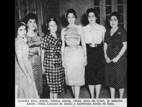 Mimi y Alo Cuando Sali de Cuba Octubre 1960