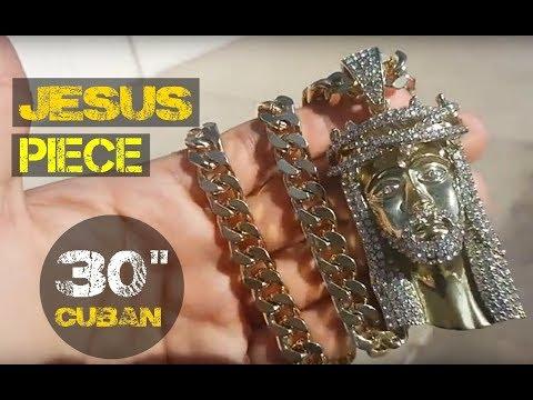 Mens Jesus Piece 30