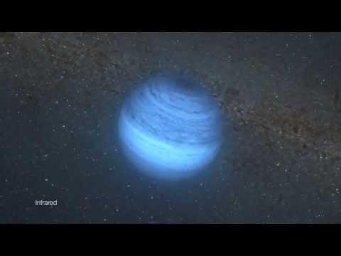 """Planeta """"sem teto"""" é encontrado flutuando pelo espaço   (Free floating planet CFBDSIR2149)"""
