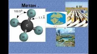 16_Хімічні властивості метану  ВІДЕО