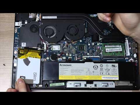 Lenovo Y70 70 Hands On Test Deutsch German Noteb