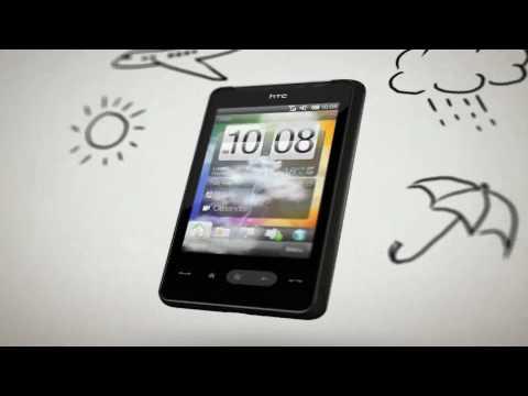 HTC HD Mini.wmv