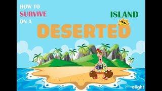 Luyện nghe tiếng Anh: Kỹ năng sống sót BẰNG TIẾNG ANH trên đảo hoang