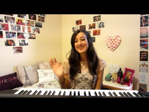 Dark Horse Katy Perry Cover By Nadia With Piano Youtube