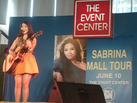 Price Tag - Sabrina (Live) @ SM City Lucena