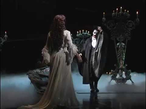 Broadway Phantom of the Opera Press Reel
