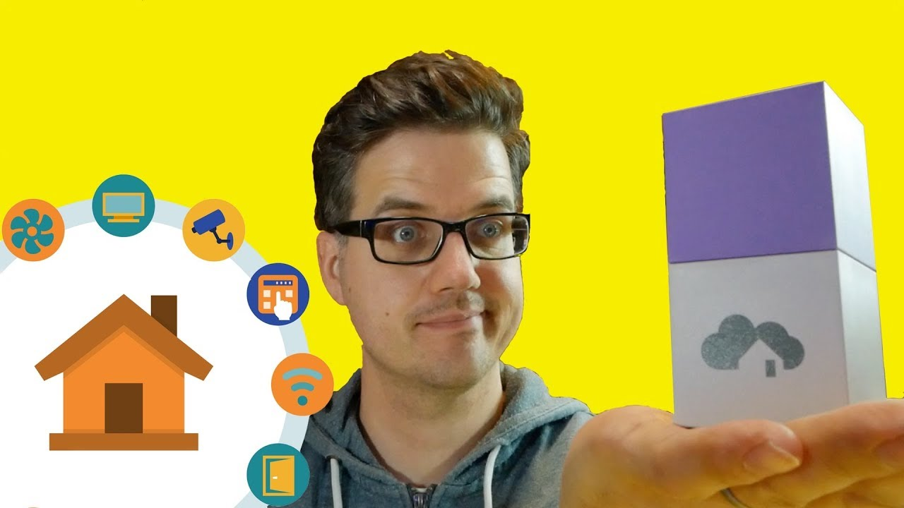 Homee Eine Alternative Smarthome Zentrale Youtube