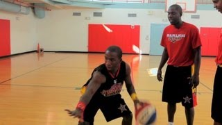 How to do spin moves | basketball