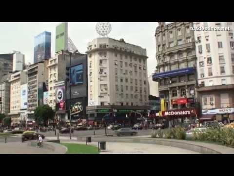 BUENOS AIRES - Argentina - Turismo city tour. Imágenes, vistas. Visitar capital / viajes viajar