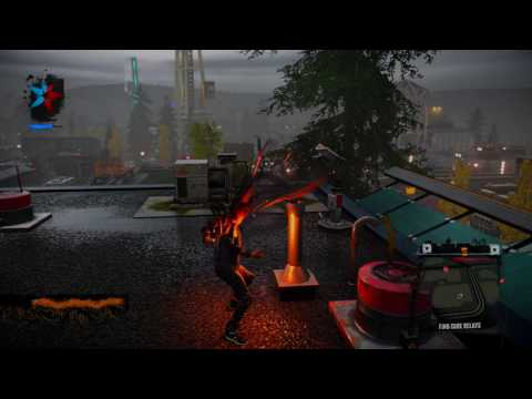 inFamous Second Son 100% Good Karma Walkthrough Part 5, 720p HD (NO COMMENTARY)