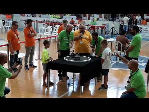 Robotex Cyprus Challenge (25/6/17): LEGO Sumo