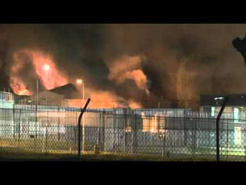 Villawood Detention Centre Set On Fire