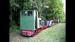 """Ziegeleibahn Herzfelde - """"Lumpensammler"""" mit Ns2f"""