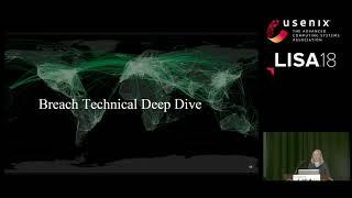 LISA18 - Anatomy of a Crime: Secure DevOps or Darknet Early Breach Detection