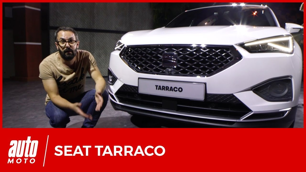 2019 seat tarraco presentation infos avis prix et d couverte de l 39 int rieur youtube. Black Bedroom Furniture Sets. Home Design Ideas