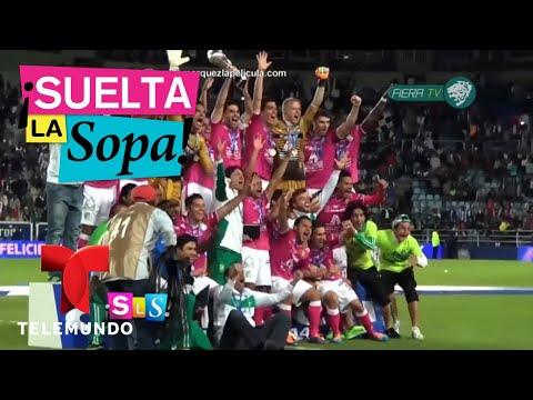 Rafael Márquez tiene su propia película   Suelta La Sopa   Entretenimiento