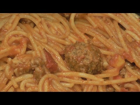 how to cook spaghetti in a pressure cooker