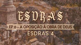 Culto Ao Vivo - IPLINDEIA EP. 6 - A oposição à obra de Deus
