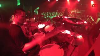 "John Boecklin DevilDriver ""Ruthless"" Live"
