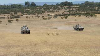 Video AMV35 combat reconnaissance vehicles, Puckapunyal download MP3, 3GP, MP4, WEBM, AVI, FLV Mei 2018