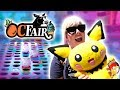 Pokemon carnival game wins at the OC Fair!