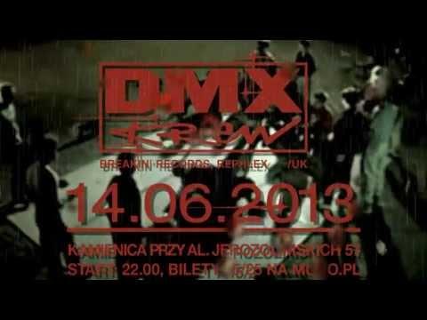 Electrocapital pres. DMX KREW Live | 14.06.2013 | Warsaw