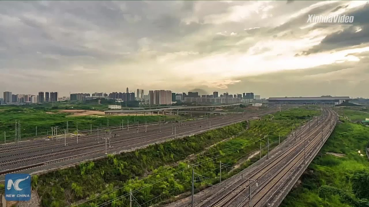 China's mega projects 2019: Year in review