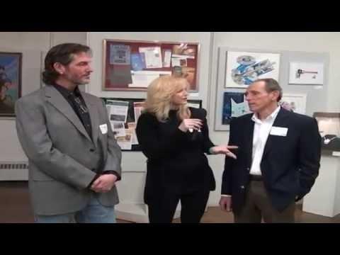 duCret Art School 85th Anniversary with Dana and Mark