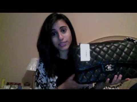 9ecc6d358f49 Chanel Jumbo Caviar - Classic Flap Review! - YouTube