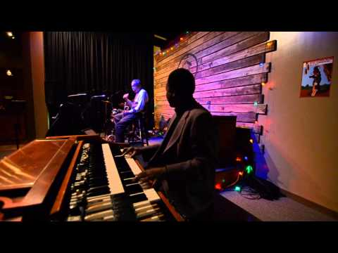 Dr. David Thomas' Hammond Organ Trio ft. Kenny Davis & Elijah Gilmore - All Blues