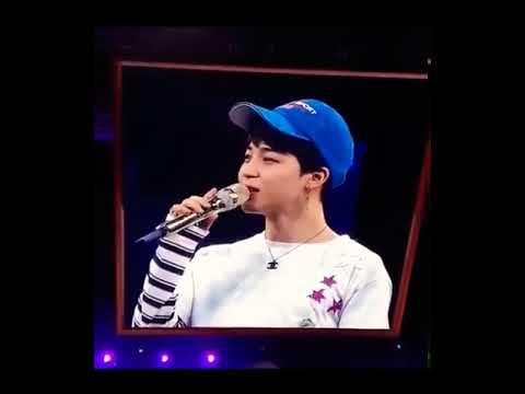 BTS Jimin Aegyo [5th Muster] In Busan D2