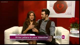 Kevin and Danielle Jonas Interview with Fox10tv