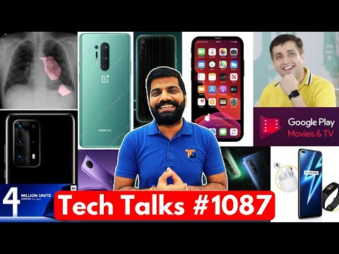 Tech Talks #1087 - Poco F2 Confirmed, Huawei P40 Pro, Google Free Movies Realme Smartwatch, OP8
