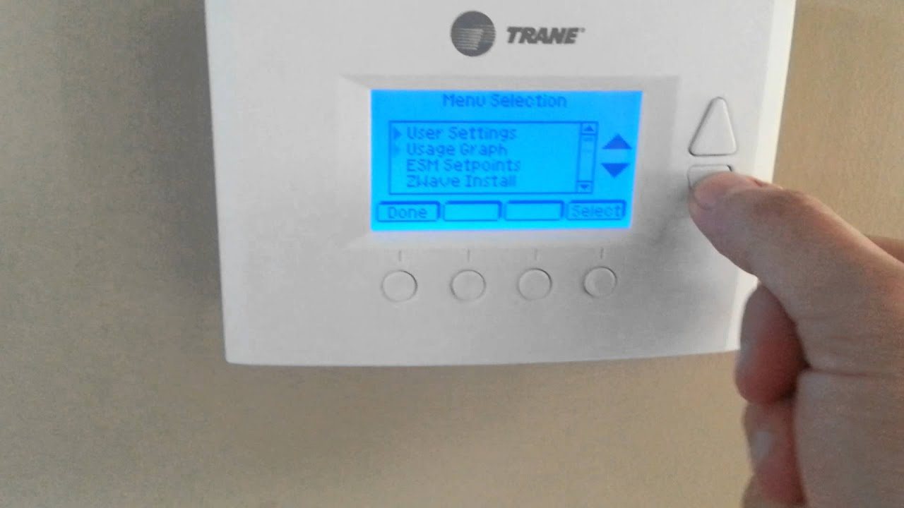 maxresdefault trane z wave thermostat youtube trane z-wave thermostat wiring diagram at soozxer.org