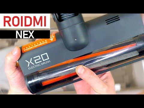 НОВИНКА от XIAOMI!!! 💥 Roidmi NEX X20 💥 Беспроводной моющий СУПЕР пылесос