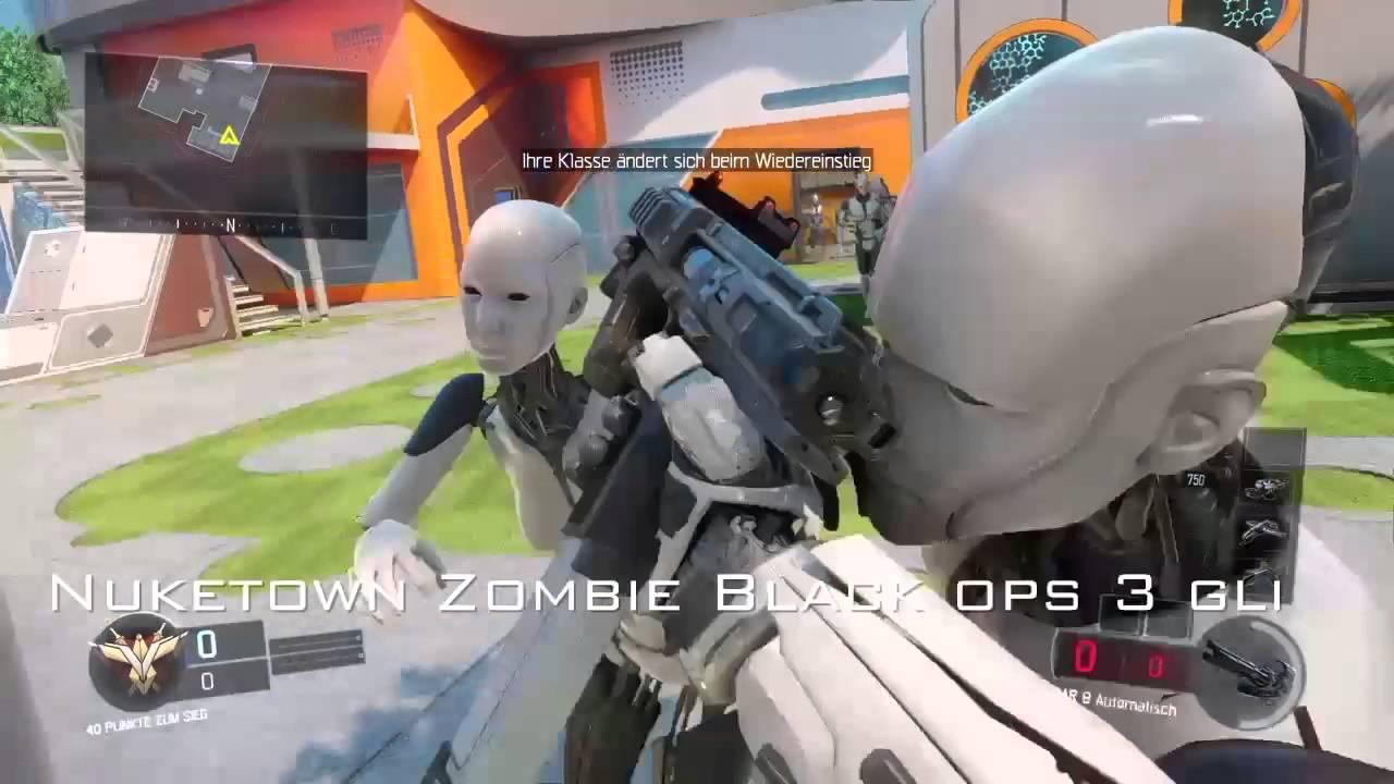 roboter zombie