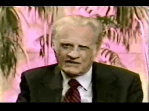 Billy Graham Denies Christ - Interviewed by Robert Schuller on 'Hour of Power'