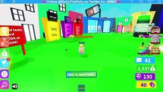 text addict? (Roblox - Texting Simulator)