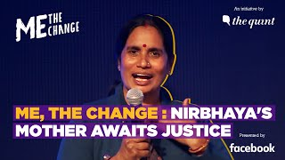 I Am Still Awaiting Justice: Nirbhaya's Mother at 'Me, The Change' | The Quint