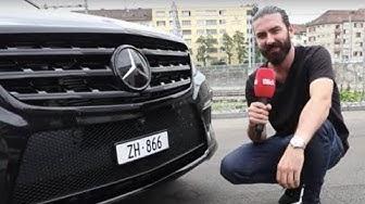 Er hat die Autonummer ZH 866 für 36'400 Franken ersteigert I Auto