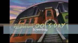 Hey Arnold! April Fool's Day Screenbug 2