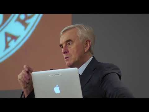 LRC Special General Meeting, 10 Feb 2018 - John McDonnell, Shadow Chancellor of the Exchequer
