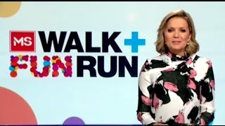 Thank you from Sandra Sully - MS Walk and Fun Run 2015
