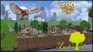 Linden Zoo 🌳 Speed Build   Zoo Tycoon 2 Utimate Collaboration Zoos ( UZC)