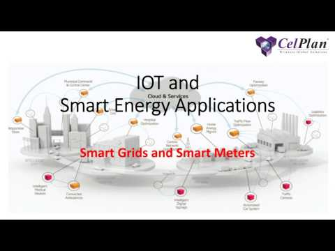 Part 1: IoT & Smart Energy Applications