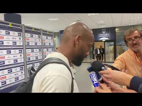 Jimmy Briand Après Bordeaux-Brest
