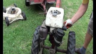 Prezentacja traktorka Terra Vari z 1985