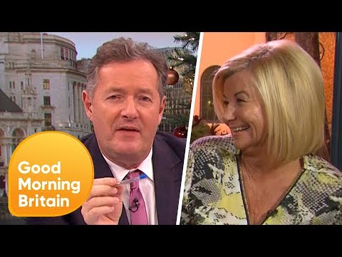 Piers Morgan Attempts to Set His Son Up With I'm a Celeb's Toff! | Good Morning Britain